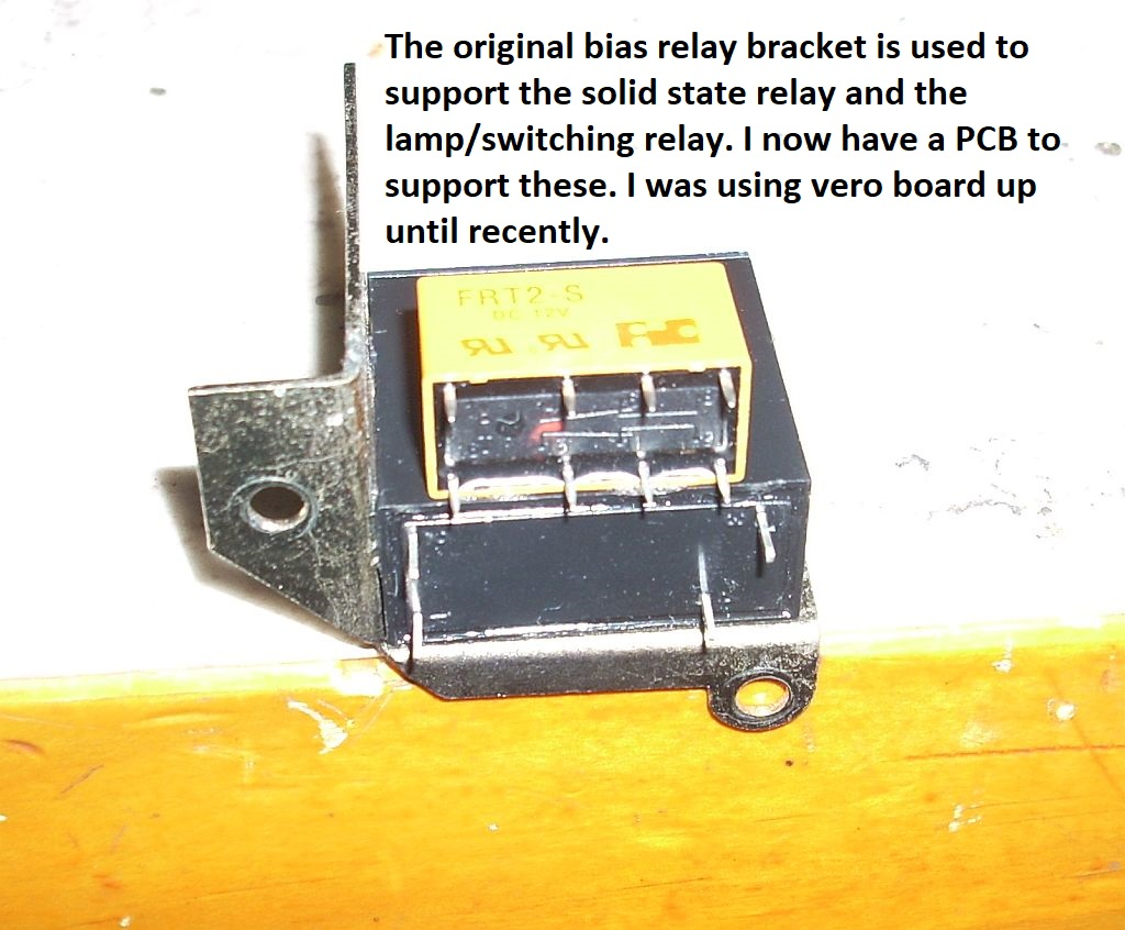 Relay Modifications
